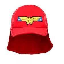 Bone Dc Comics Mulher Maravilha Wonder Woman - 5 Opcoes - R  128 c64907de5c5
