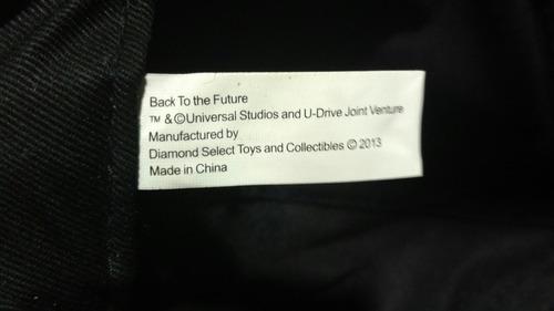 boné de volta para o futuro / back to the future