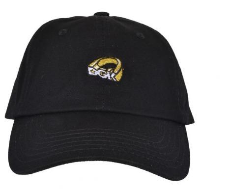 Bone Dgk Ring Anel Strapback Preto Dad Hat Original - R  129 1029a260cb3