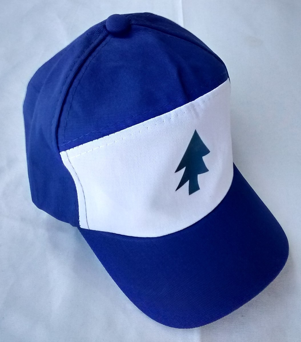 Boné Dipper Pines Gravity Falls De Brim Personagens Disney - R  28 ... 1e2b32d0eac