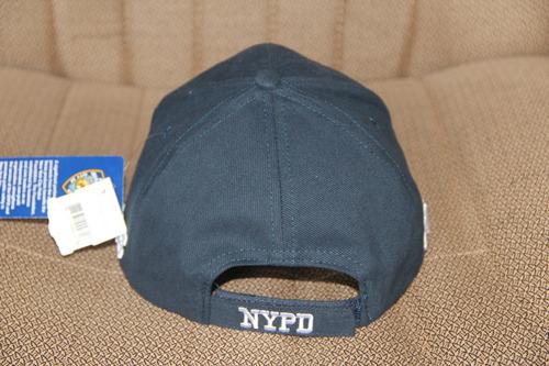 Bone Do N. Y. P. D. ( N. Y. Police Dep.) 100 % Original - R  139 f65af1d9fec