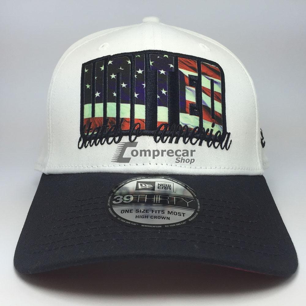 Boné Bandeira Dos Estados Unidos New Era - R  129 7c0c48db9a2