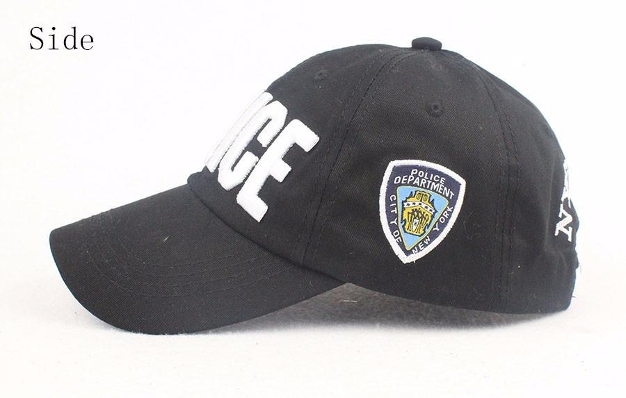 bone estilo beisebol police policia nypd new york usa eua. Carregando zoom. dcde20f9e7c