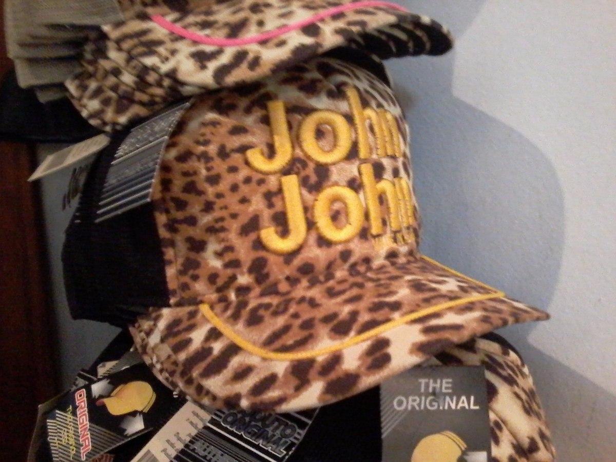 ... onçinha bordado rosa · boné feminino john john. Carregando zoom. 04b7e2f3f1f