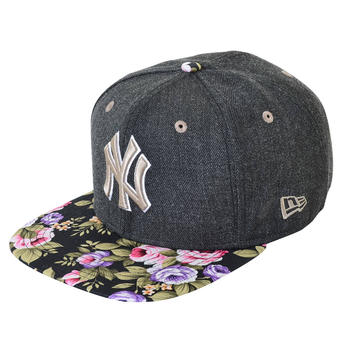 b99b96cba boné feminino new era 950 bloom vize ny yankees. Carregando zoom.
