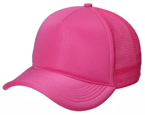 Boné Feminino Redinha Atrás Pink Rosa Aba Torta Moda Barato - R  33 ... 69c013cf754
