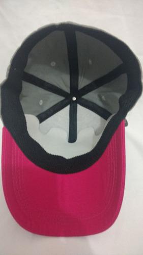 9738fbb7a2c4d boné fixa aba curva fechado com aba cor pink tecido elastano. Carregando  zoom.