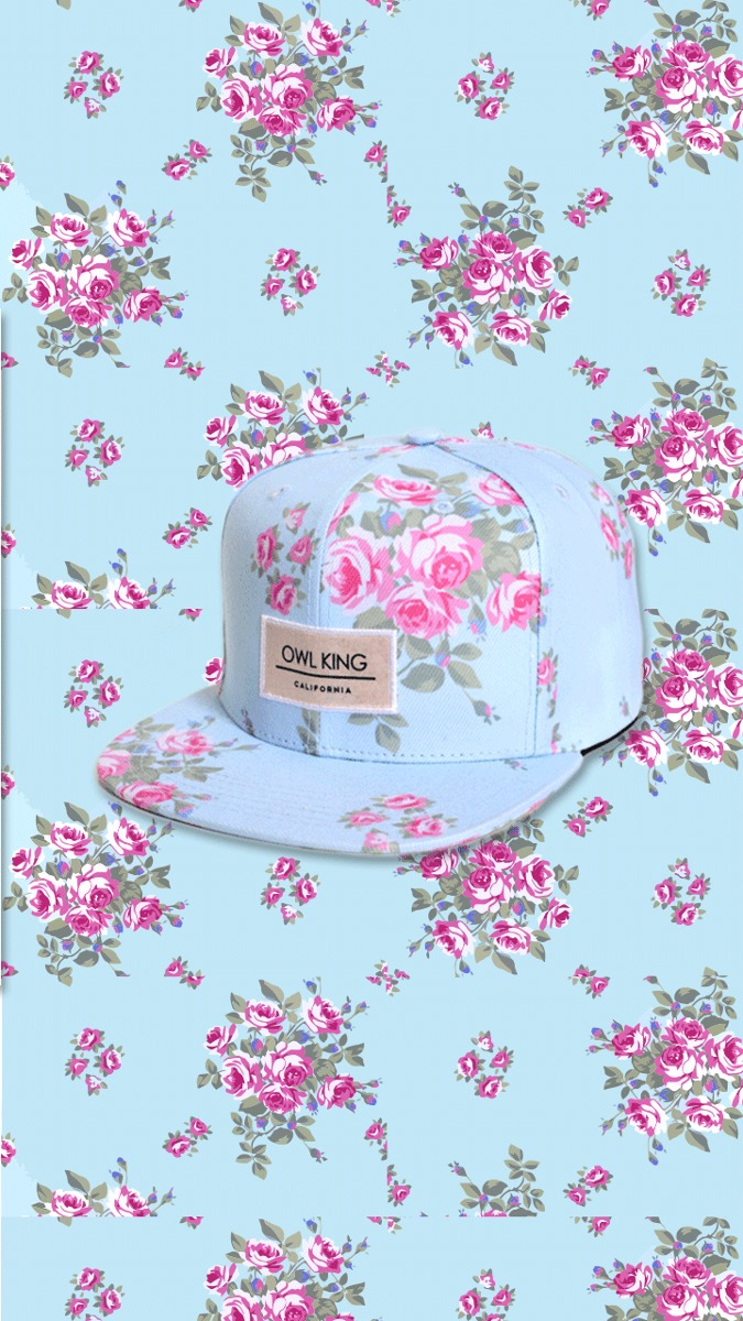boné florido snapback frete grátis. Carregando zoom. ed276d02b42