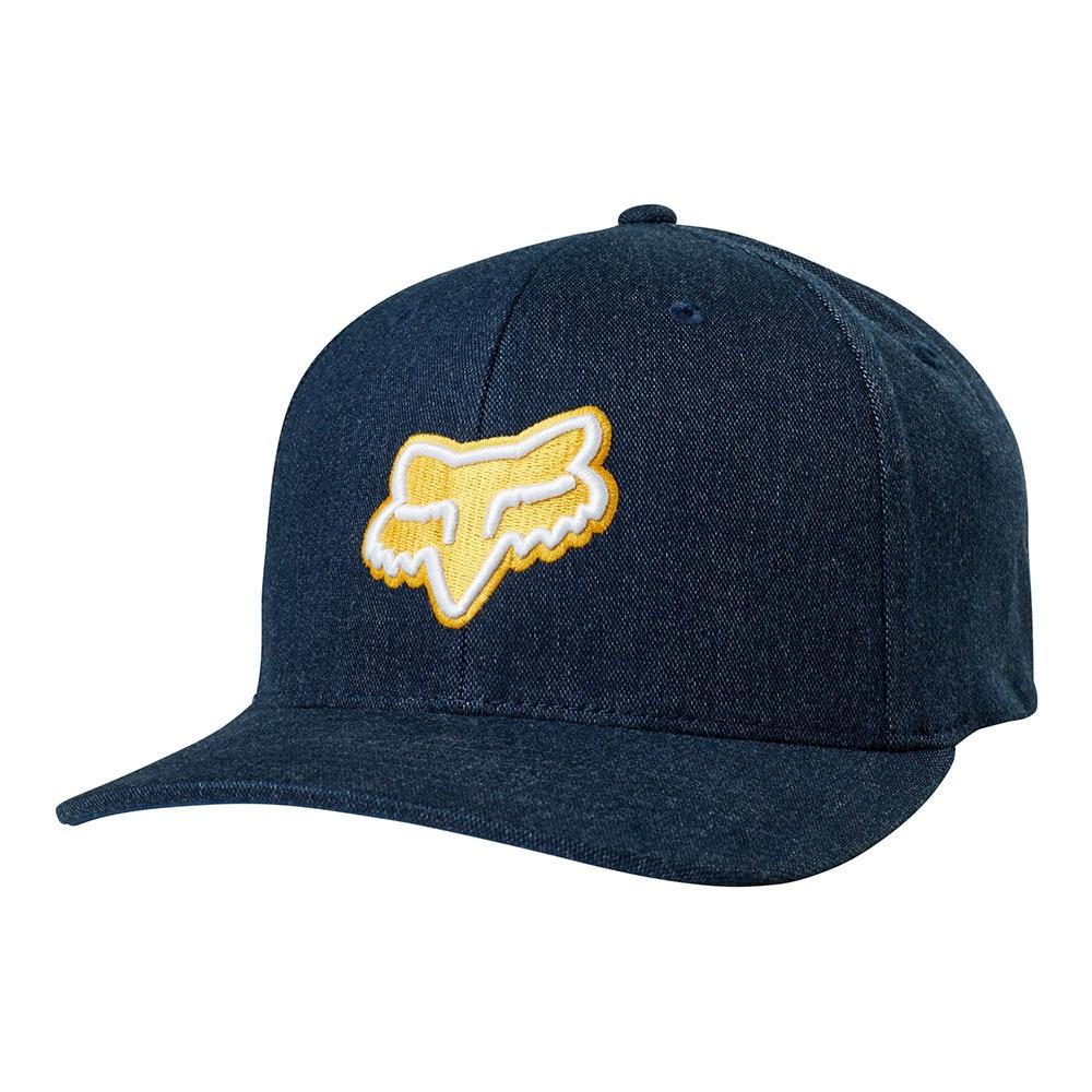 boné fox transfer flex fit hat - azul. Carregando zoom. 91f40684d79