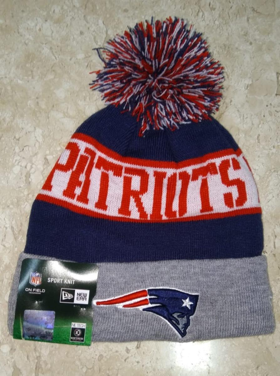 c9d75e823dac1 Bone Gorro Nfl New England Patriots Tom Brady Toca E - R  94