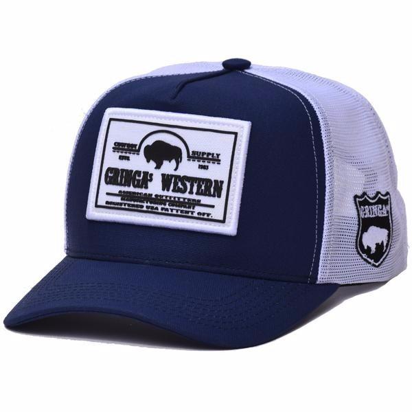 Boné Gringa´s Trucker Loop Street Snapback! Frete Grátis! - R  140 ... 1aeef9b37aa