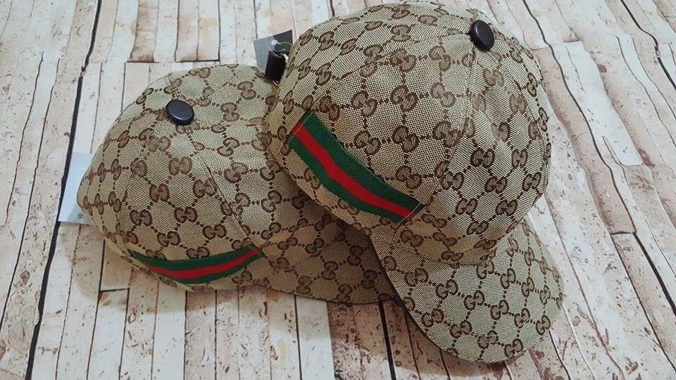 52dda99a82633 Boné Gucci Original. Frete Grátis - R  210