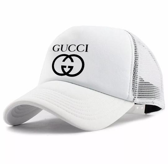 ... 60ca747a76e Boné Gucci Telinha Trucker Grife Promoção Excelente Prod -  R 29,99 .. 38b2efcad5d Boné Aba Reta ... e318c844c6