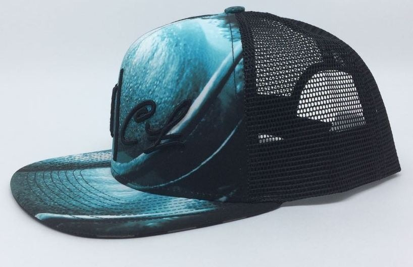 boné hurley clark little vortex azul. Carregando zoom. a0881ba5c7a
