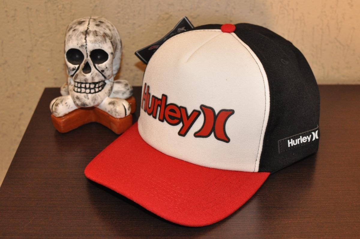 Boné Hurley De Regulagem Pronta Entrega Swag Skate - R  33 d523f6a786e