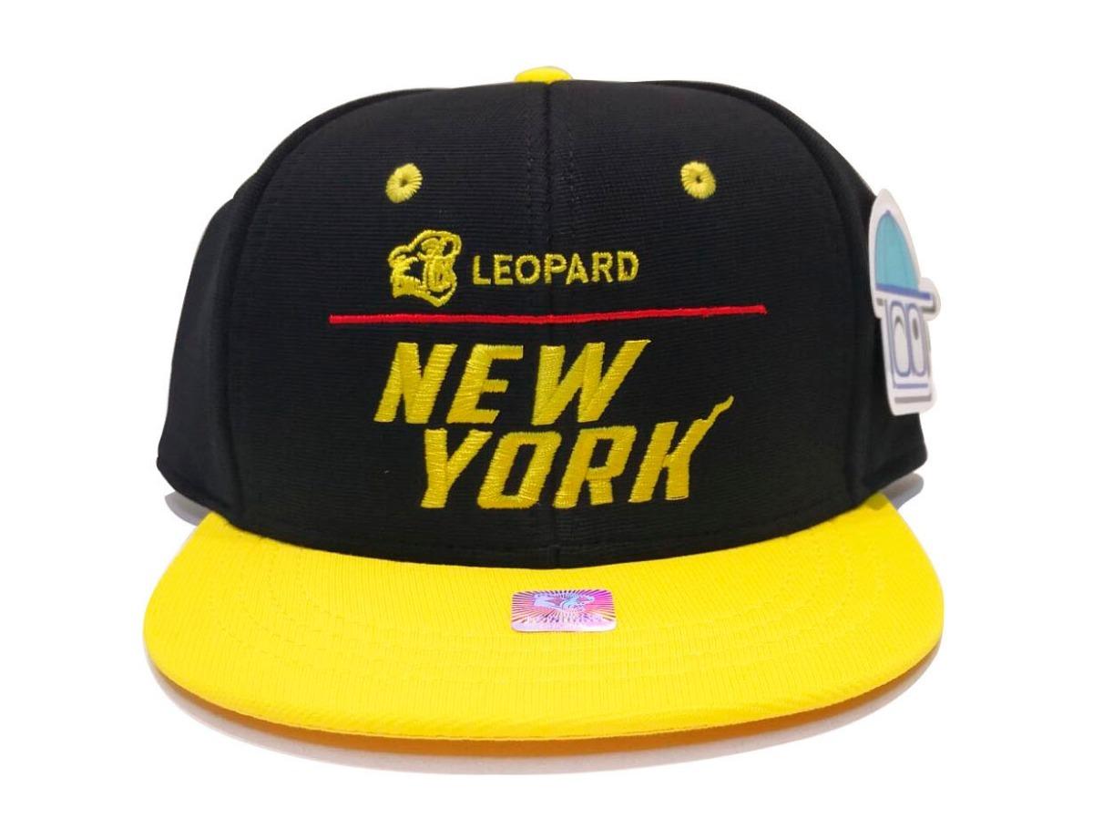 9a00e3675b389 boné infantil aba reta leopard new york. Carregando zoom.