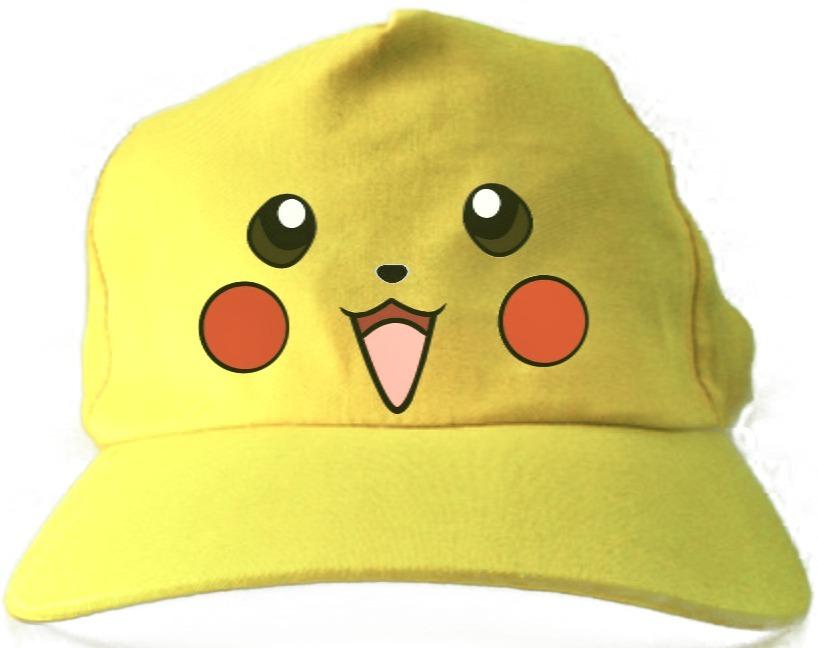 boné infantil do pokemon pikachu aba curva personalizado. Carregando zoom. 554fbcbf748