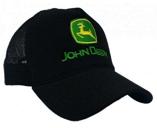 Boné John Deere Promoção - R  27 d5e5e85f015