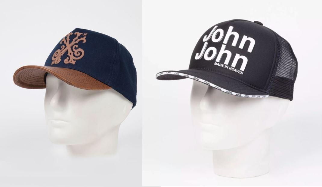 Boné John John Robert E Originals 5 Frete Grátis !!!! - R  138 e69d79aadf9