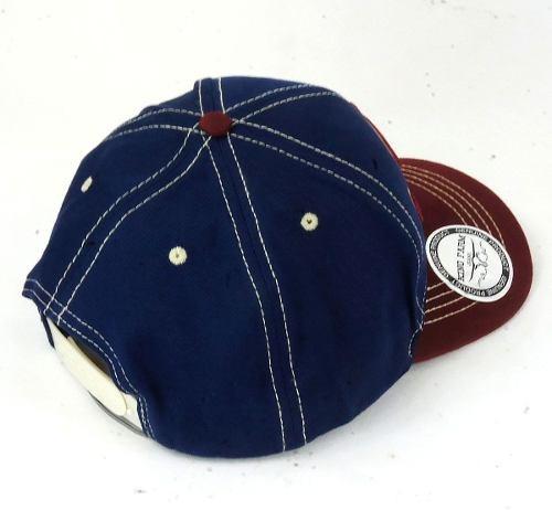 Boné King Farm Azul Aba Vermelho Bordado Melhor Preço - R  48 9ff2de118fa