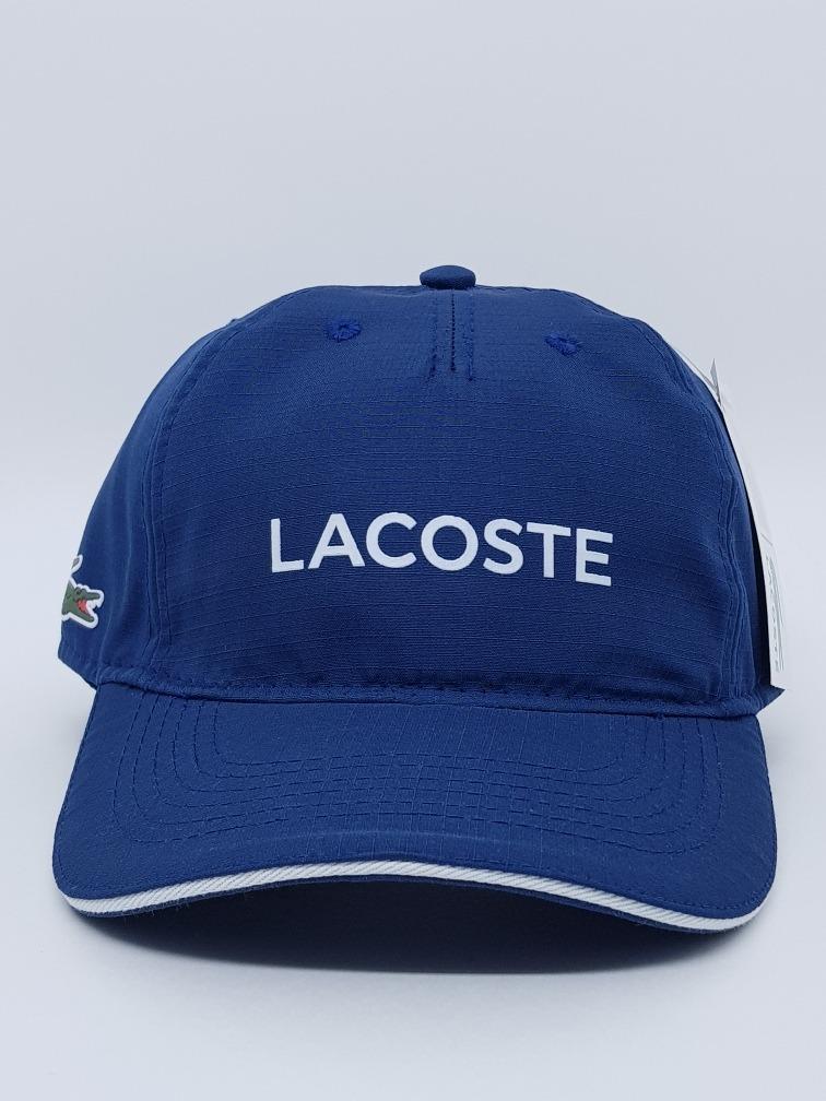 f92d27577b0 Bone Lacoste Letreiro. - R  35