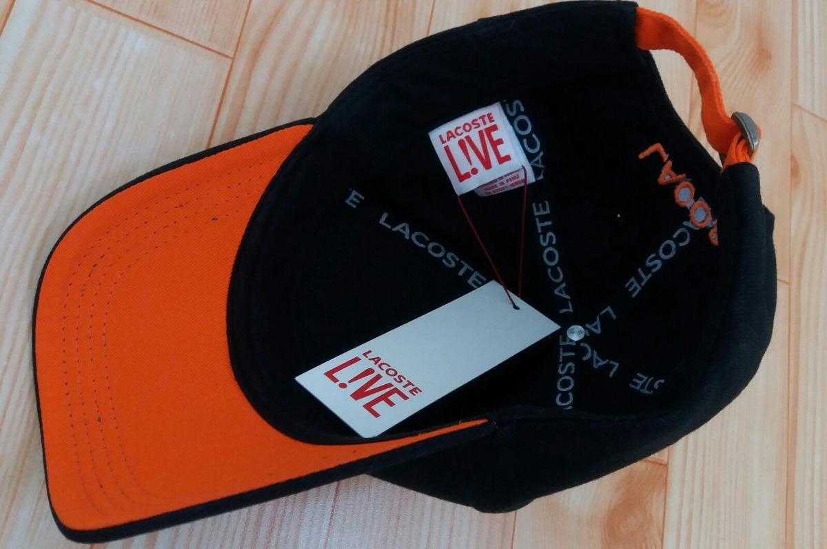 boné lacoste live original - pronta entrega - frete grátis-. Carregando  zoom. a2be11c3514