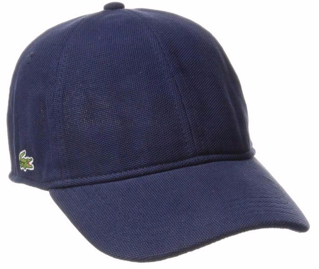 boné lacoste piqué azul marinho   verde original promoção. Carregando zoom. c37d134ac4a