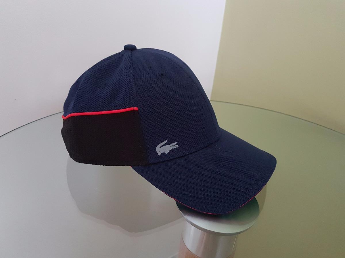 boné lacoste sport azul 4050. Carregando zoom. 16a36c70994d6