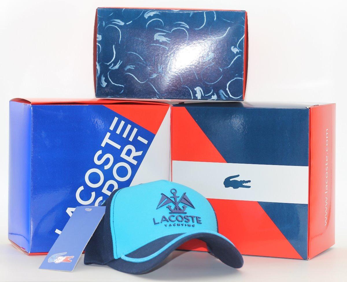 0f43c7667e225 boné lacoste sport e live original big croc frança com caixa. Carregando  zoom.