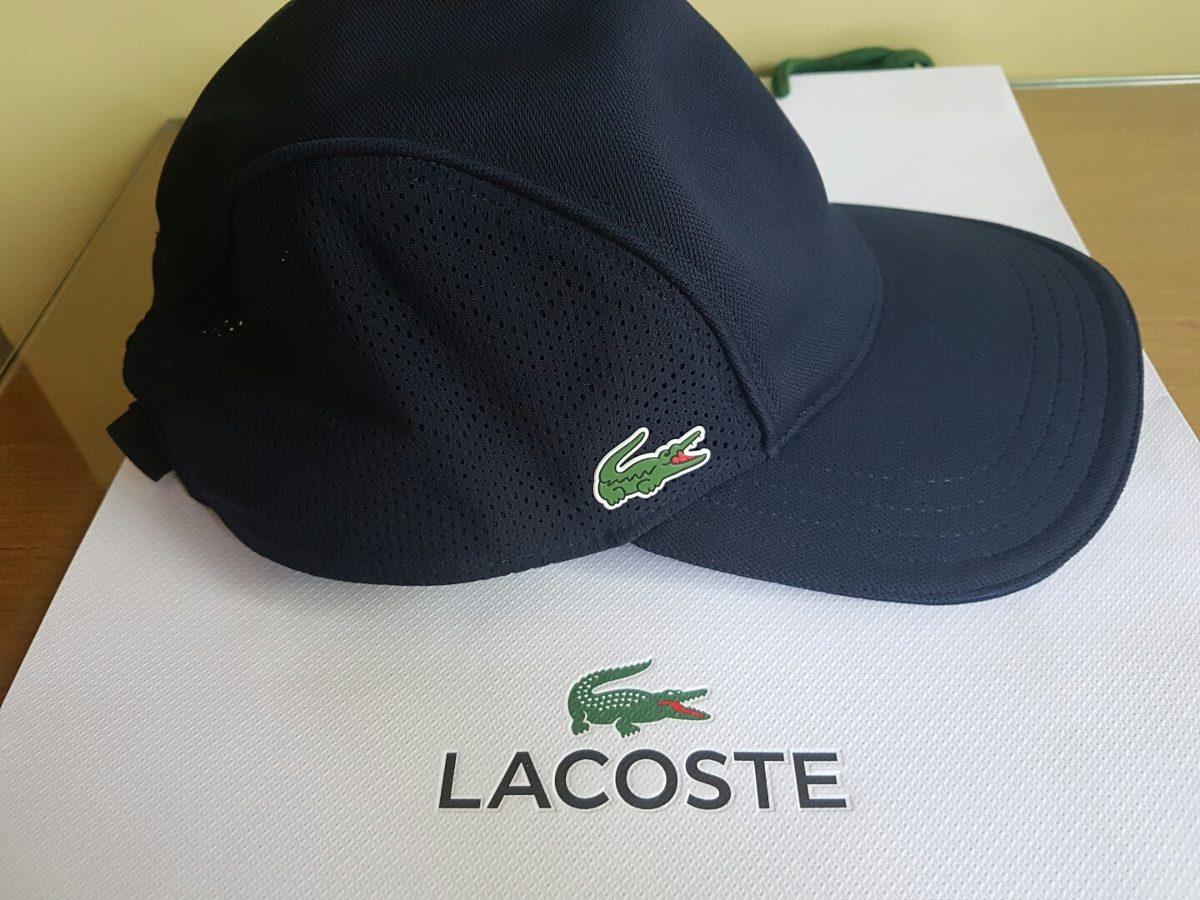 Boné Lacoste Sport Original Rk - R  299,00 em Mercado Livre e364c2cb8d