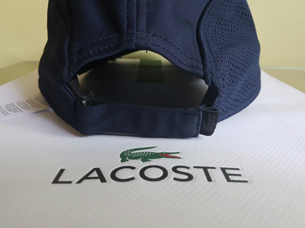 Boné Lacoste Sport Original Rk - R  299,00 em Mercado Livre a2c6579957