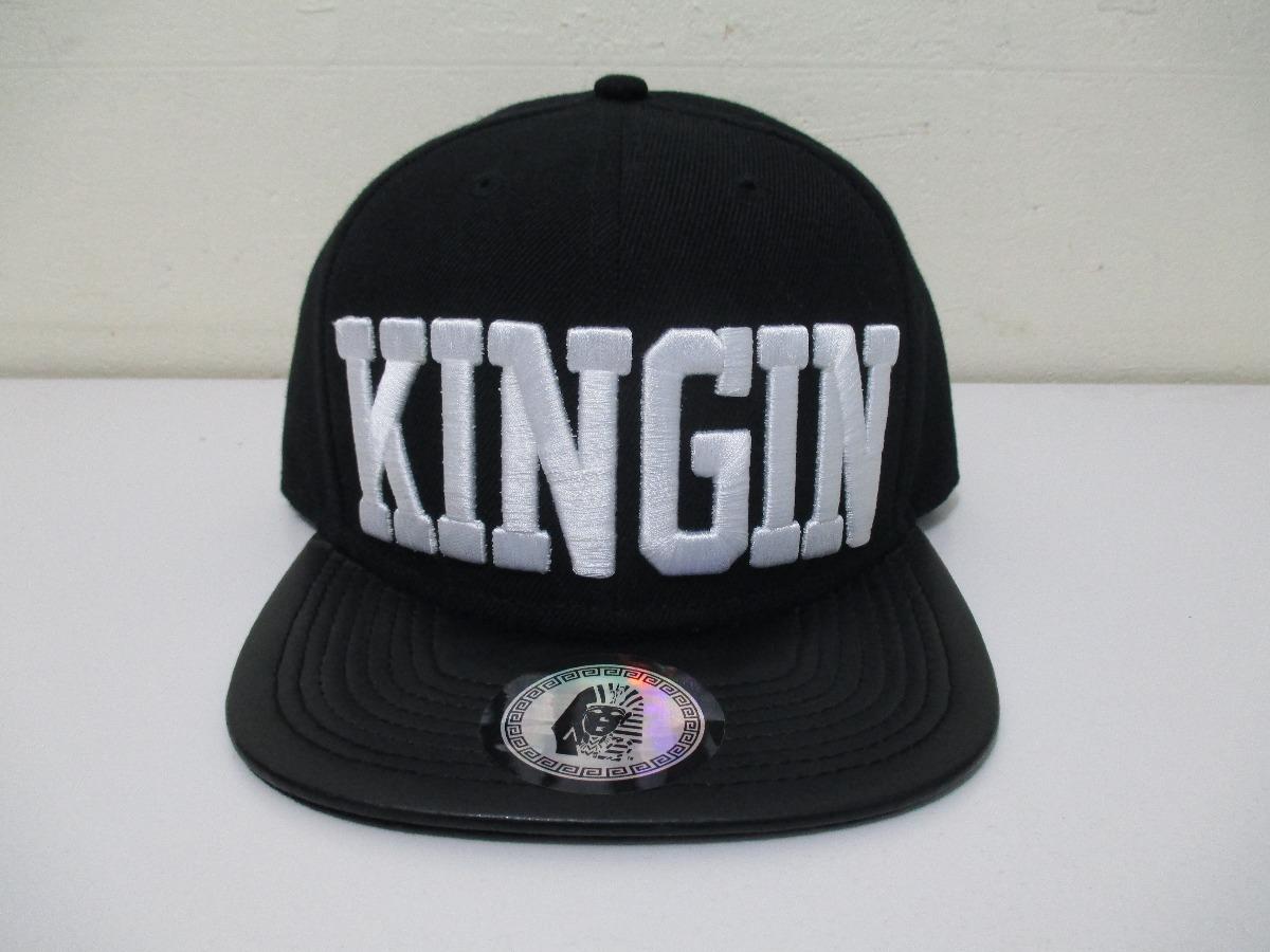 3f1f74f3f30b0 boné last kings tyga kingin preto importado eua original. Carregando zoom.