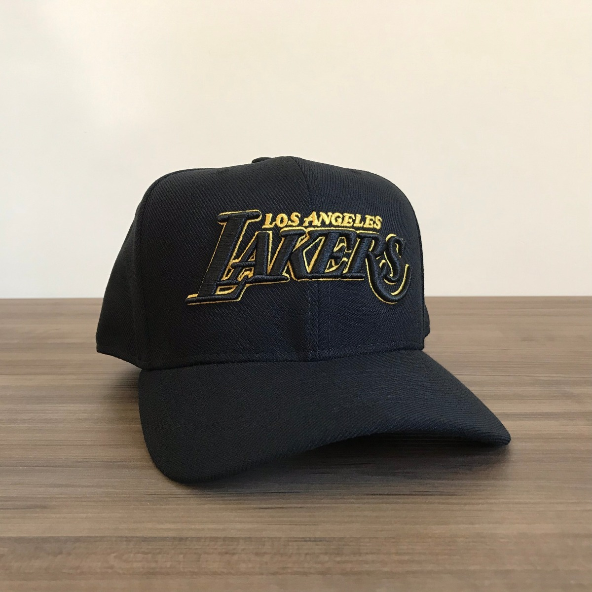 55436f0332 boné los angeles lakers hand black preto aba curva snapback. Carregando  zoom.
