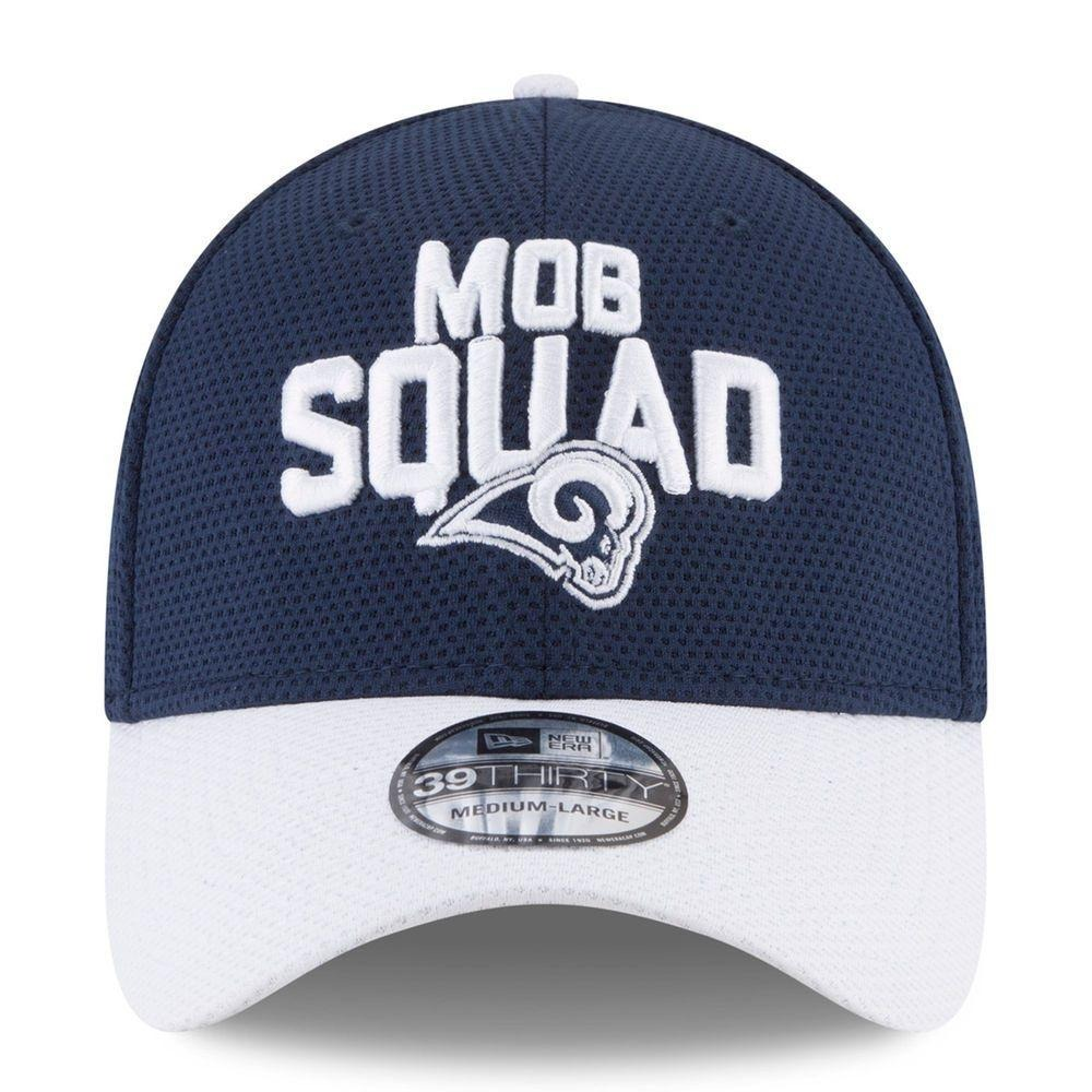 f9d0e775b boné los angeles rams draft 2018 3930 - new era. Carregando zoom.