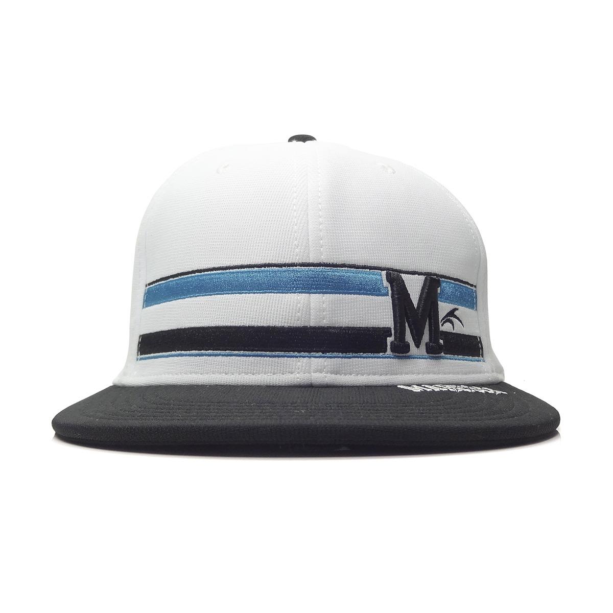 boné maresia aba reta heardwear white black and blue. Carregando zoom. 5e94a76aee7