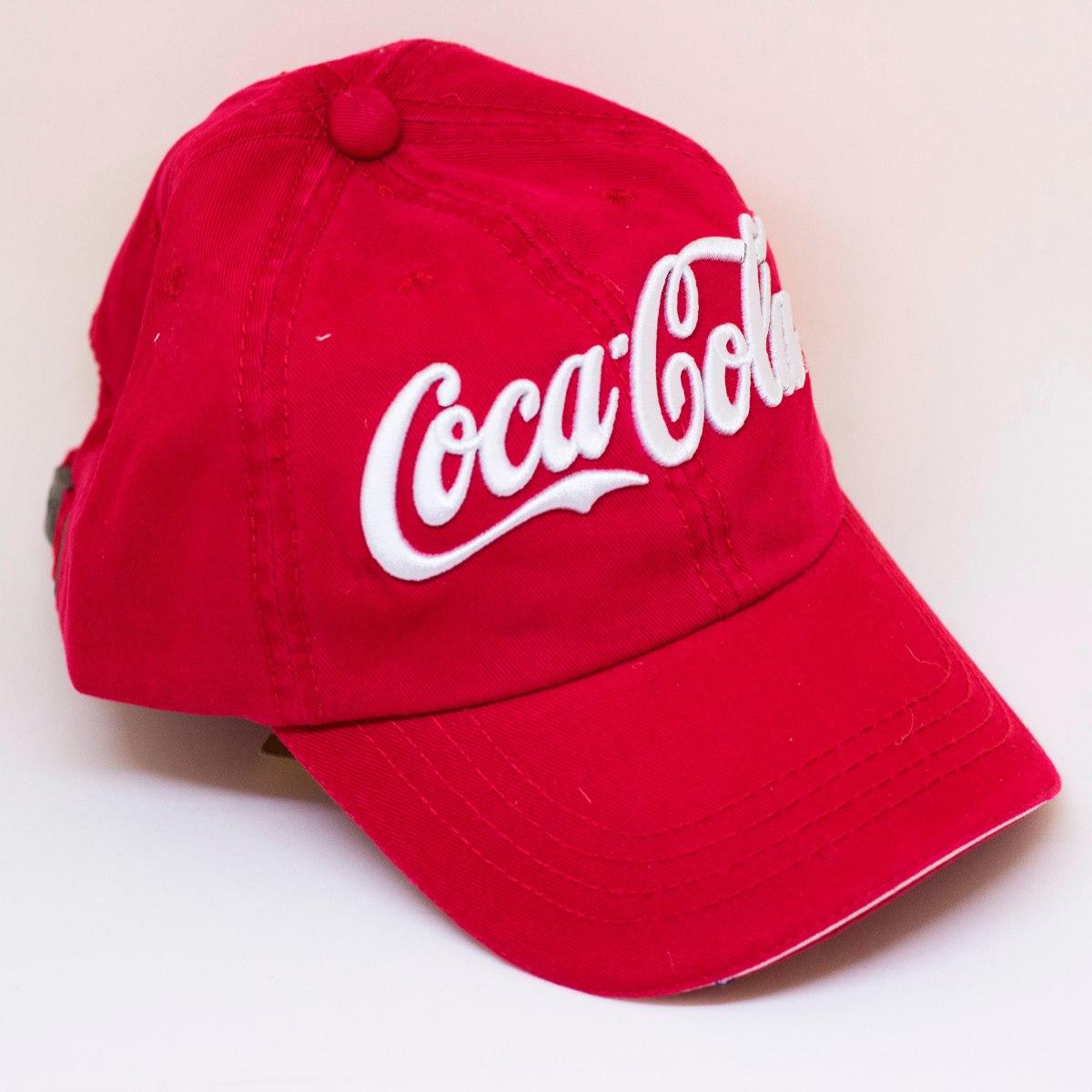 boné masculino coca-cola - original 021 vermelho. Carregando zoom. bf3d4169f4d