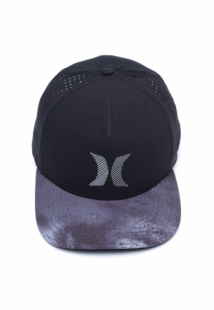 bone masculino hurley phantom fitted slice logo refletiva. Carregando zoom. 177123c34d5