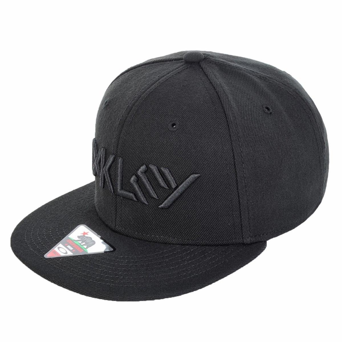 8544cb91f ... coupon boné masculino oakley octane hat preto. carregando zoom. fb78b  60759