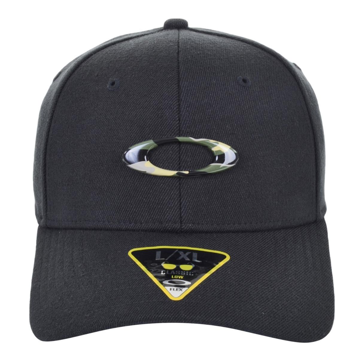 Boné Masculino Oakley Tincan Cap Black graphic Camo (s m) - R  199 ... 340b3c941ce