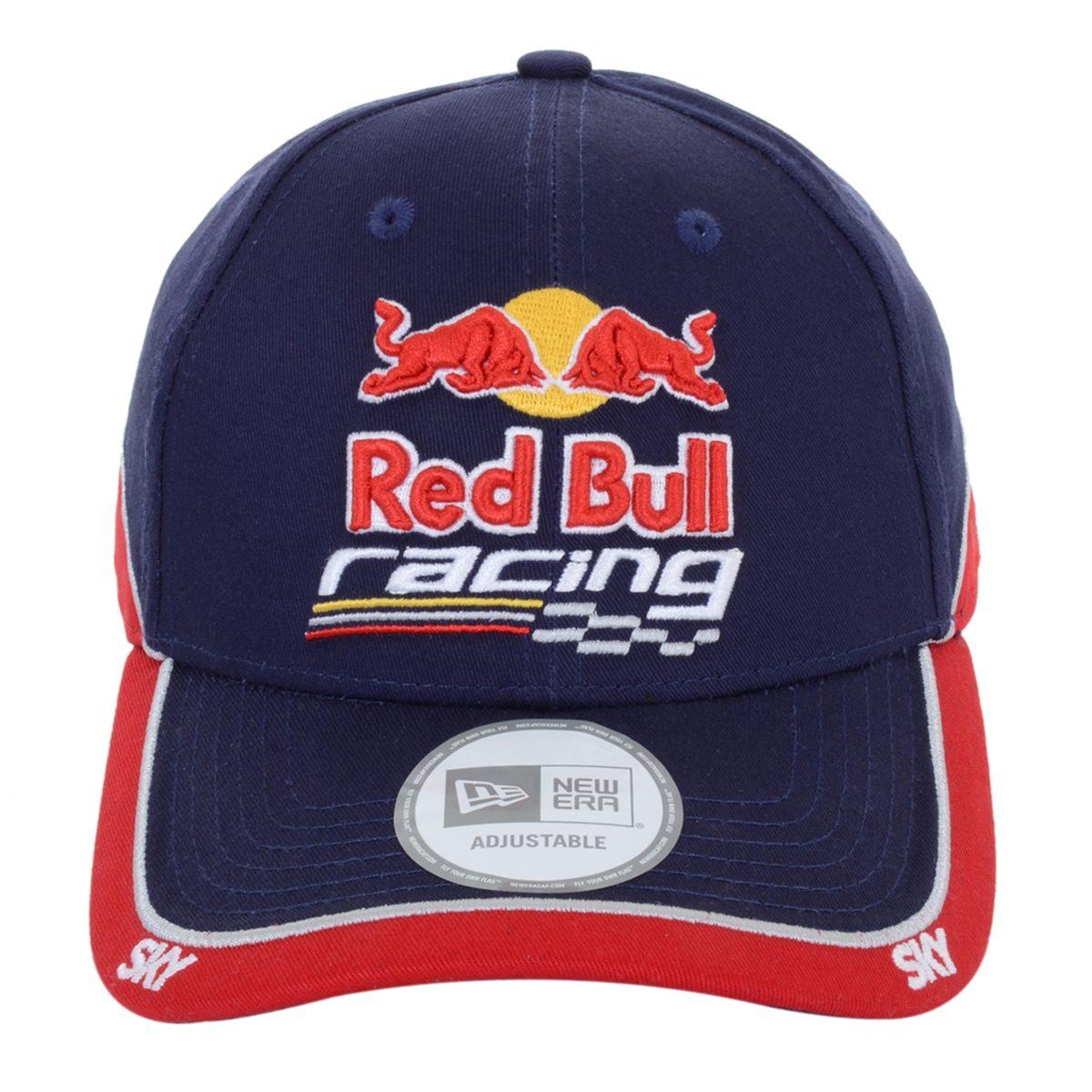 Boné Masculino New Era 940 Red Bull Sky Marinho - R  99 1084b107315