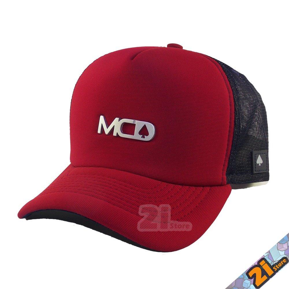 boné mcd trucker tela redinha aba curva lançamento. Carregando zoom. ee96da0c814