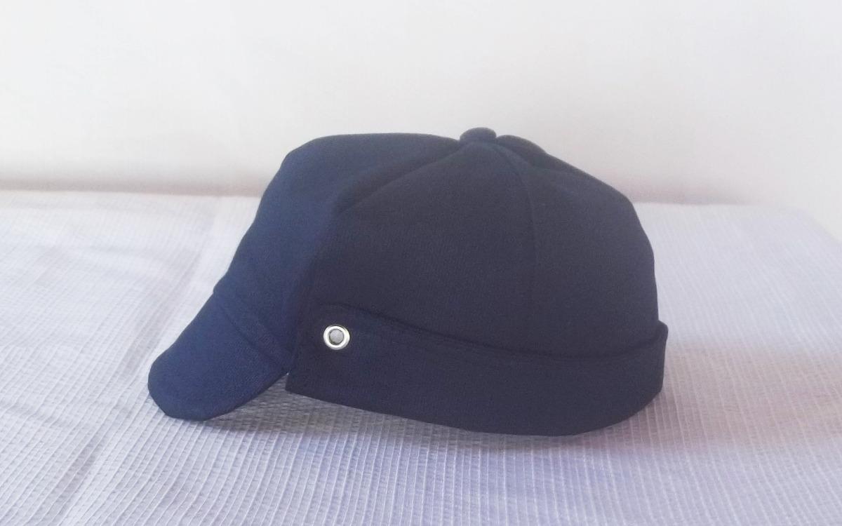 Carregando zoom... boné menino chapéu infantil azul marinho 0 a 9 meses bebe 1c5b6c1f867