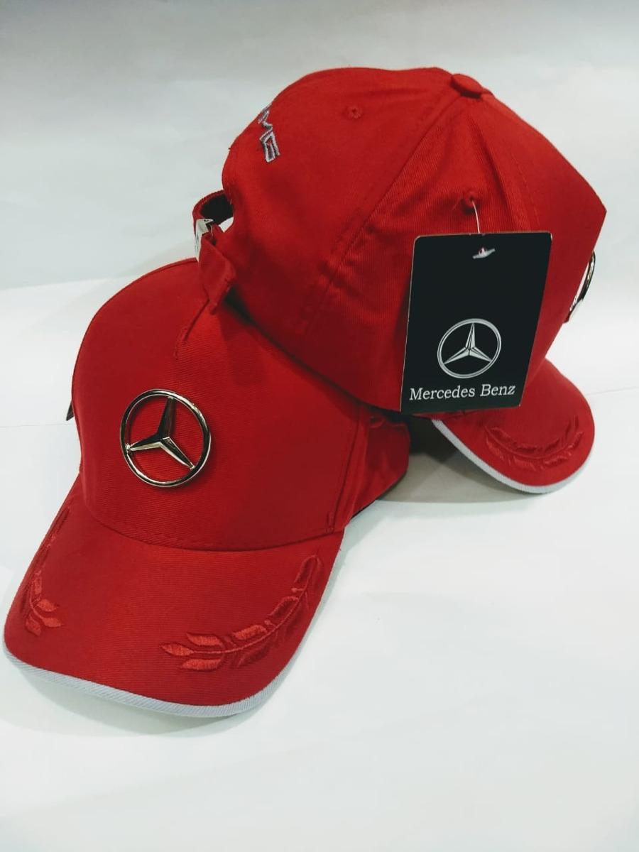 boné mercedes benz aba curva fita barato vermelho new. Carregando zoom. f9a2dd3b950