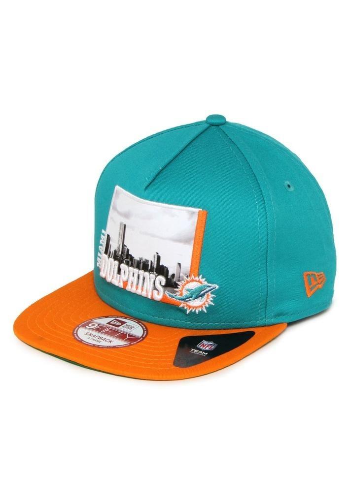 37844f69f boné miami dolphins city 950 snapback - new era. Carregando zoom.