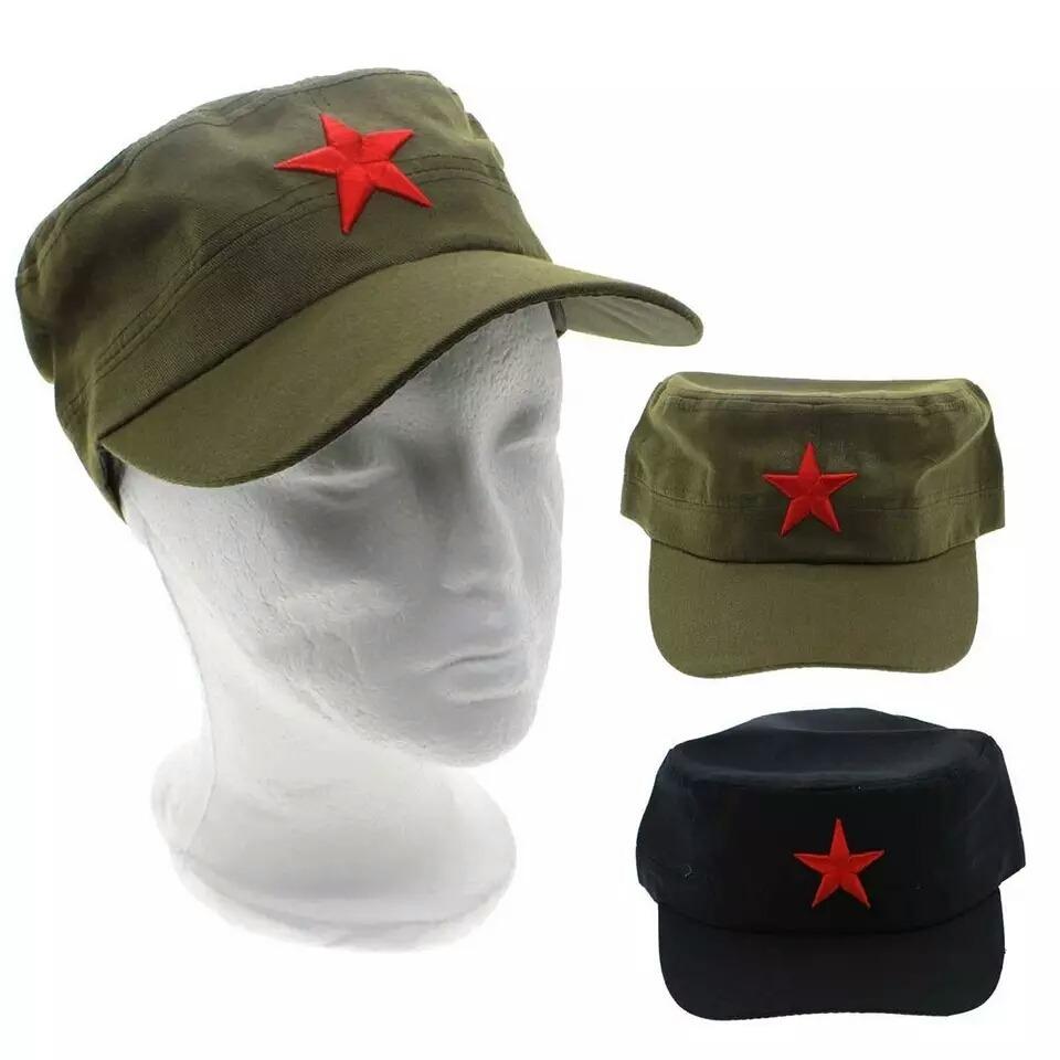 boné militar estrela vermelha. Carregando zoom. 27cba5a0cbe
