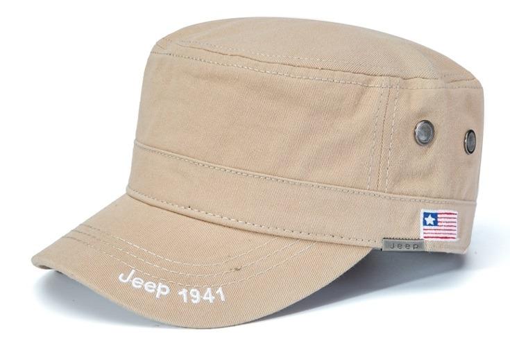 d946f6256 Boné Militar Jeep - R$ 74,99 em Mercado Livre
