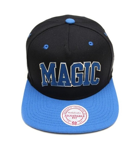 Bone Mitchell And Ness Orlando Magic Novo E Original - R  115 b9f012a7130ba