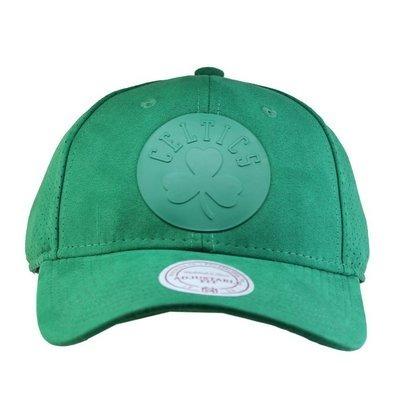 10559a05904d8 Boné Mitchell   Ness Nba Boston Celtics Snapback - Verde - R  129 ...