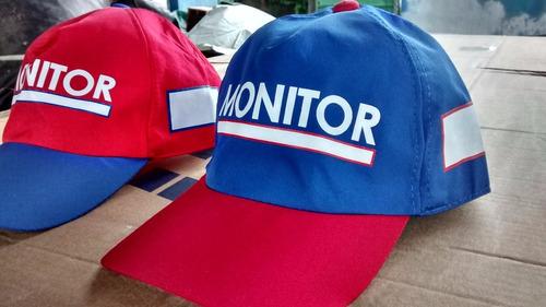 Boné Monitor C  Espaço P  Vc Escrever Dados Firma Kit Com 10 - R  96 ... c6be71d7a80