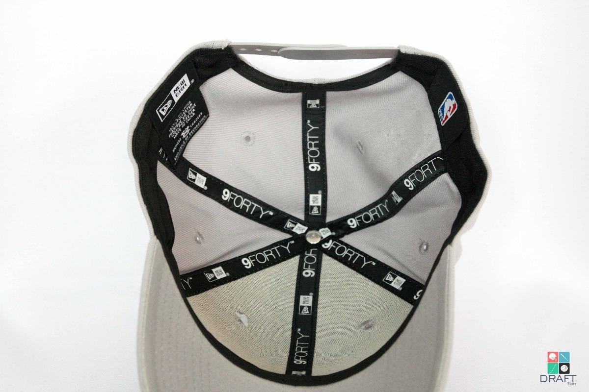 09e6569b8a0f7 Boné Nba Houston Rockets New Era Nenê Harden Draft Store - R  130